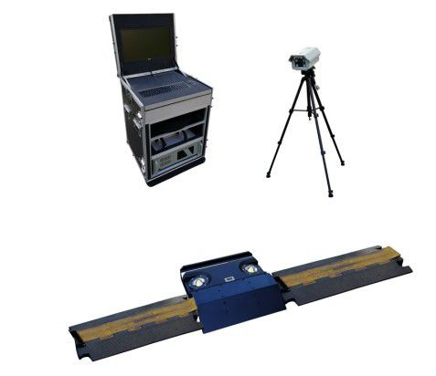 Dynamic Imaging Under Vehicle Inspection System With Ccd Scanning Technology