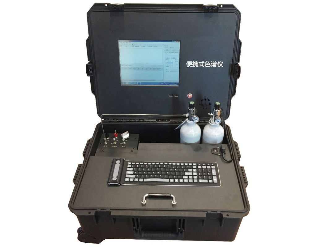 LX-3100N Portable natural gas chromatograph